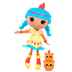 lalaloopsy doll feather tell-a-tale doll- head