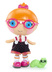 lalaloopsy littles doll reads-a-lot explore magical