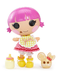 lalaloopsy littles doll sprinkle spice cookie
