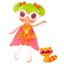 lalaloopsy doll dyna might dolls were