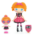 lalaloopsy mini littles doll spells-a-lotspecs reads-a-lot