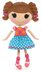lalaloopsy fashion pack dress ensemble robe