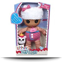 Buy Now Babies Mittens Fluff n Stuff Doll