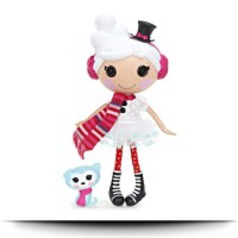 Doll Winter Snowflake