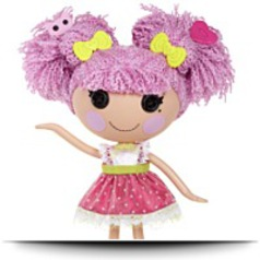 Loopy Hair Doll Jewel Sparkles