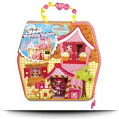 Mini Carry Along Playhouse With Exclusive
