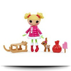 Mini Doll Holly Sleighbells