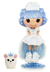 lalaloopsy collector doll ivory crystals dolls