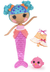 lalaloopsy magical mermaid doll sand starfish