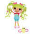 lalaloopsy silly hair flutters have bends
