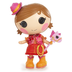 lalaloopsy littles doll prairie's sister trouble