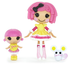 lalaloopsy mini littles doll crumbs sugar
