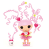 lalaloopsy littles silly hair doll trinket