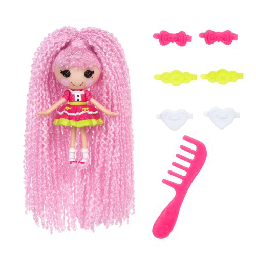 Mini Loopy Hair Doll